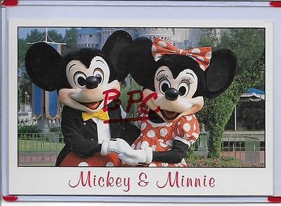 OFFICIAL HOST & HOSTESS OF MAGIC KINGDOM,DISNEY WORLD-MICKEY and MINNIE MOUSE