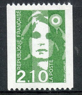 Stamp / Timbre France Neuf N° 2627 ** Marianne Du Bicentenaire / Roulette