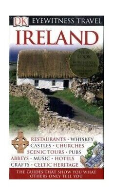 Ireland (DK Eyewitness Travel Guide), Perry, Tim Paperback Book The Cheap Fast