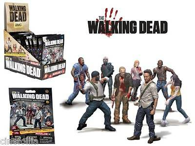 The Walking Dead Serie 2 figura Human/Walker Building Set McFarlane a sorpresa
