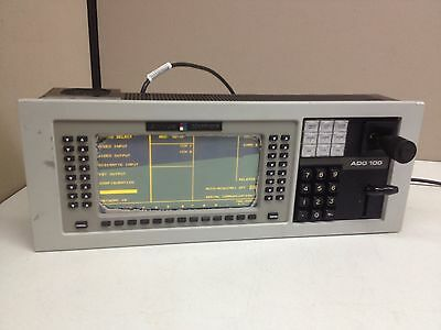AMPEX ADO 100 Digital Video Effects Generator Controller