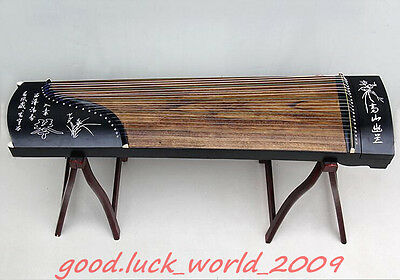 "Traditional Chinese musical instrument Chinese Zither 49""Gu Zheng Harp #420"