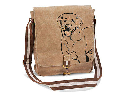 Canvas Messenger Hunderasse: Labrador Retriever