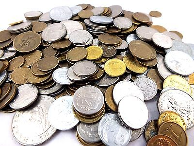 Lot of 100 Mixed Poland Coins 1949 - 2015