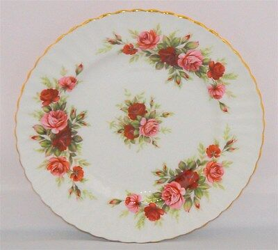 1-Bread & Butter Plate in The English Rose Pattern by Royal Standard   ( 4 Avail
