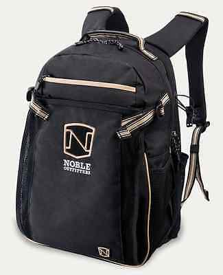 New Noble Ringside Backpack Black Free Shipping 2-3 day delivery!