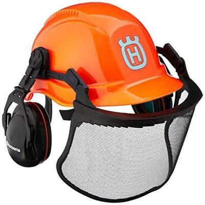 Husqvarna Proforest Chain Saw Helmet System Protective Gear New Gift