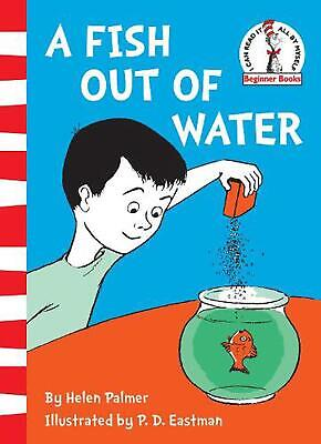 A Fish Out of Water by Helen Palmer Paperback Book Free Shipping!