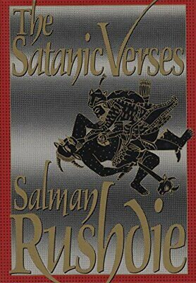 The Satanic Verses by Rushdie, Salman Hardback Book The Cheap Fast Free Post