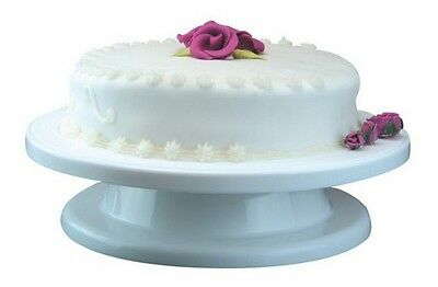 Rotating Cake Decorating Turntable For Icing and Cake Decoration 28cm Diameter