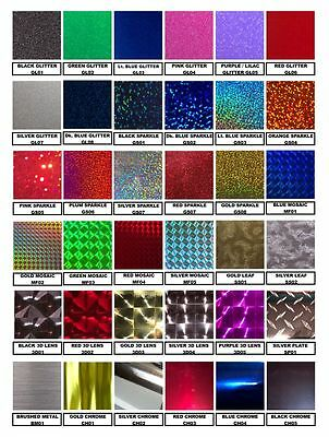 "Glitter / Mosaic Stickers Transfers for 4"" x 4"" (100mm) Kitchen / Bathroom Tiles"
