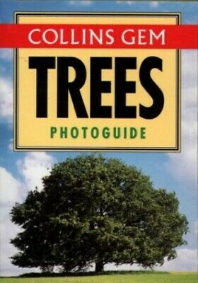 Trees (Collins Gem Photoguide) by Warner, Dick Paperback Book The Cheap Fast