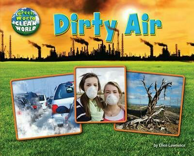 Dirty Air by Ellen Lawrence (English) Library Binding Book Free Shipping!