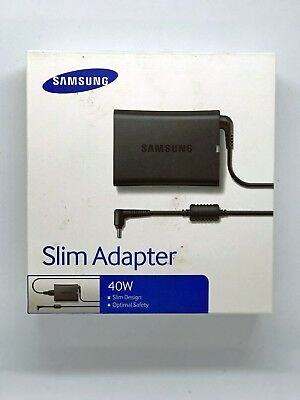 Genuine Samsung 40W AA-PA3NS40/US Power Charger Adapter Retail Box BA44-00272A