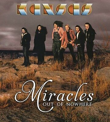 Kansas - Miracles Out of Nowhere [New CD] With Blu-Ray
