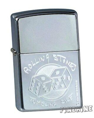 ZIPPO Collection 2012 neu ROLLING STONES Tumbling Dice