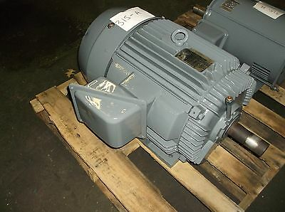 50 HP electric Motor 326T Fr  1765 Rpm  230/460  T46038