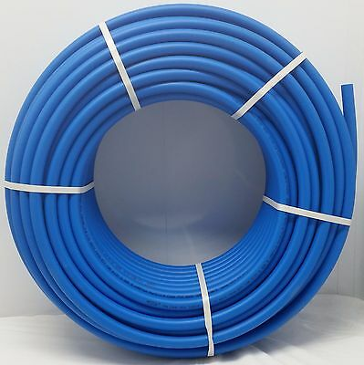 "*NEW* Certified Non Barrier 3/4"" - 500' coil - BLUE PEX for POTABLE Water Use"