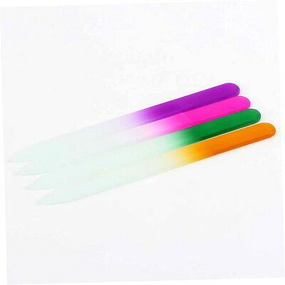 Pro Nail Art Durable Crystal Buffer Files Manicure Device File Beauty Tool SY
