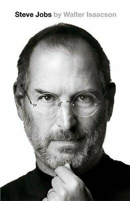 Steve Jobs: The Exclusive Biography by Isaacson, Walter Book The Cheap Fast Free