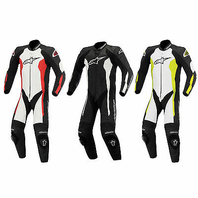 Alpinestars Challenger Leather Motorcycle Motorbike One Piece 1 PC Race Suit