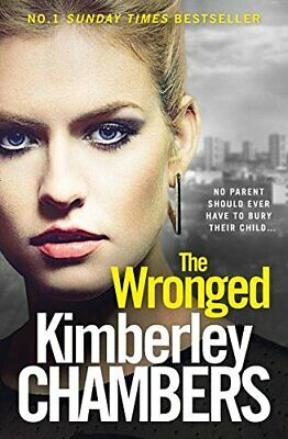 The Wronged by Chambers, Kimberley Book The Cheap Fast Free Post
