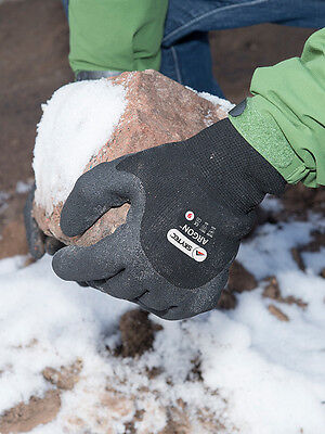 Skytec Argon HPT Foam Cold Grip Upto -50 Degrees Gloves Safety Thermal Work