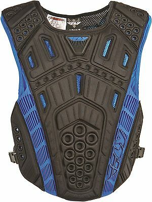 Fly Racing Undercover II Adult Under-Jersey Roost Chest Guard Protector Off-Road