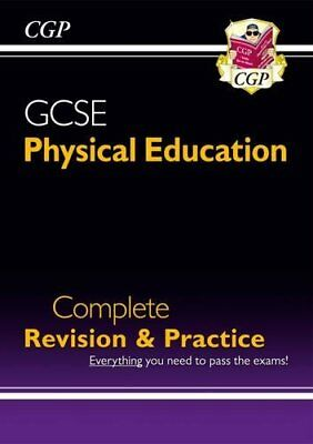 GCSE Physical Education Complete Revision & Practice, CGP Books Paperback Book