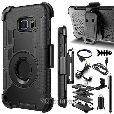 Shockproof Rugged Hybrid Rubber Phone Case Cover For Samsung Galaxy S7 Edge