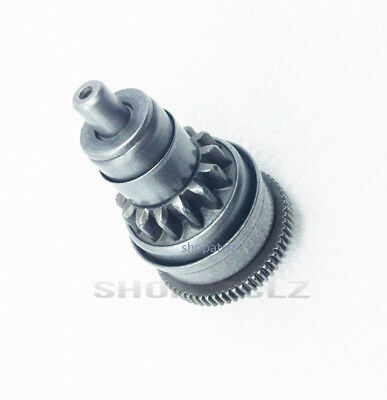 49CC 50CC GY6 139QMB Scooter Starter Motor Clutch Gear