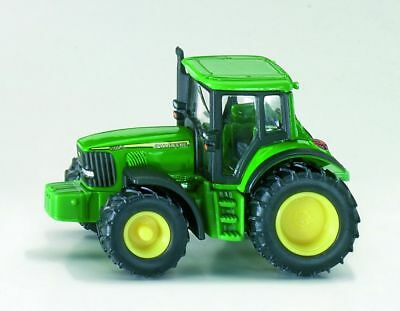 Siku John Deere Tractor - 1:87 Scale - Toy Vehicle