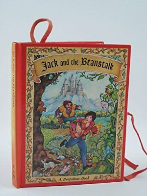 Jack and the Beanstalk (Peepshow Books) Hardback Book The Cheap Fast Free Post