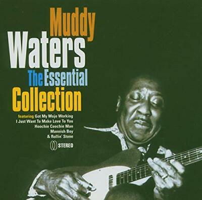 Muddy Waters - Essential Collection - Muddy Waters CD 72VG The Cheap Fast Free