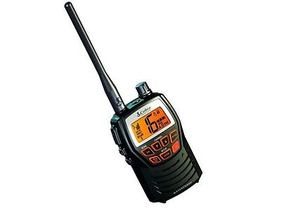 COBRA MARINE HH125 EU Portable VHF Radio 102x62x31mm