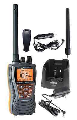 COBRA MARINE HH350 Portable VHF Radio 121x67x53mm