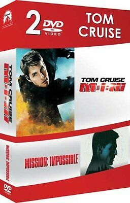 DVD NEUF scellé- MISSION : IMPOSSIBLE M:I:III / Tom Cruise / COFFRET 2 DVD