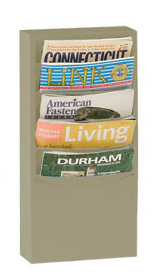 Durham Manufacturing Prime Cold 5 Pocket Rolled Con-Tur Vertical Rack Putty