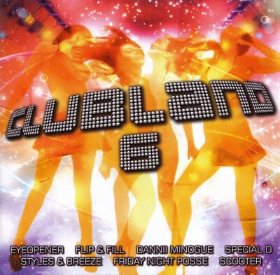 Clubland, Vol. 6 (3 X CD ' Various Artists)