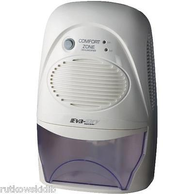 Eva-Dry 110V 2200-CuFt Electric Mid-Size Dehumidifier with Peltier Technology
