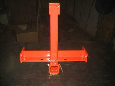 OMNI 3 Point  Hitch Kubota BX Series Tractor Trailer Hitch with all link pins