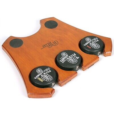 """Mega Stomp  Applecrate"" acoustic Stomp box Stompbox by peterman Foot drum"