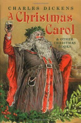 """A """"Christmas Carol"""" and Other Christmas Books (G... by Dickens, Charles Hardback"""