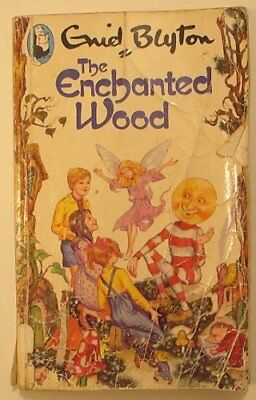 Enchanted Wood (Beaver Books), Blyton, Enid Paperback Book The Cheap Fast Free