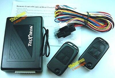 Remote Control Unit for Central Lock Vehicle (CL-289F)