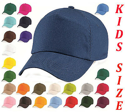 Baseball Cap Adjustable Classic New Cotton Summer Sun 5 Panel Mens Ladies Hat 24