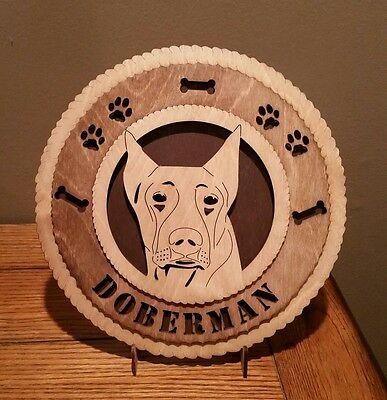 Doberman Wall Tribute