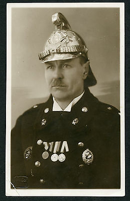 Estonian Firefighter  Medals and Badges Photo Nice Condition !!!
