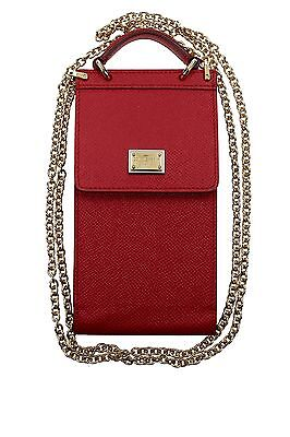 Cell Phone Cases Dolce&Gabbana Women Leather Red BI0744A100189613