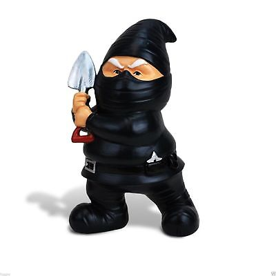 The Ninja Garden Gnome by BigMouth Big Mouth